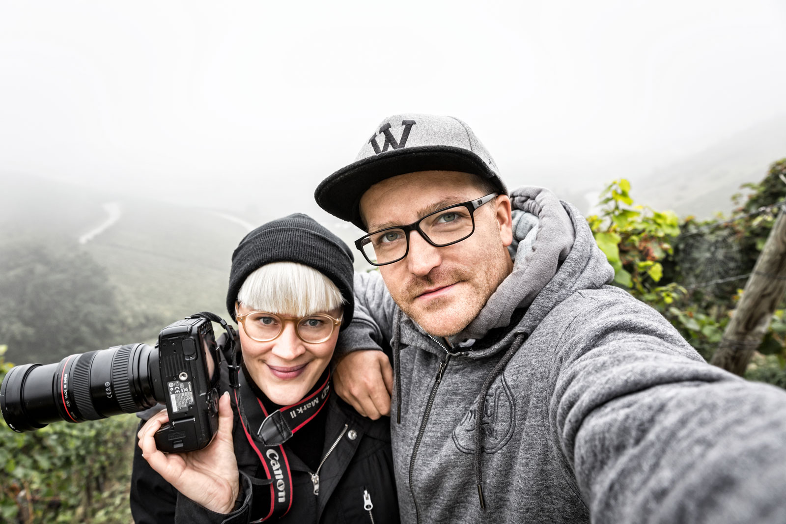 Die Autoren zum Buch Die Weinmacher Stefan Bausewein und Julia Schuller