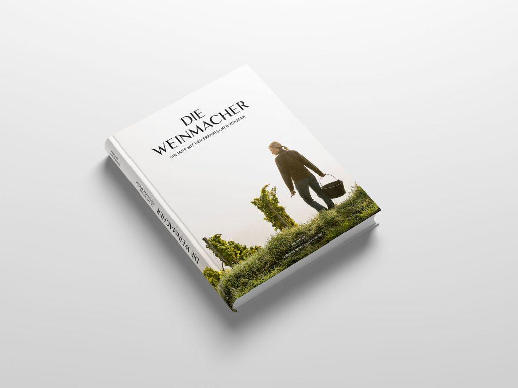 """Buch bestellen """"Die Weinmacher"""""""